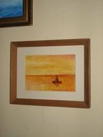 Balatoni halász