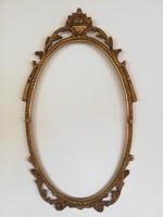 Réz színű Barokk tükör keret képkeret