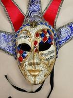 1db Velencei karneváli maszk