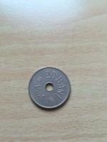 Románia 20 Bani 1906  J jelzés nélküli brüsszeli veret       R