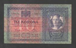 10 korona 1904. VF!! NAGYON SZÉP!! RITKA!!
