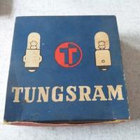 Tungstram izzók eredeti dobozában