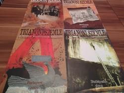 Trianoni szemle, A Trianoni kutatóintézet folyóirata, I. évfolyam (1., 2., 3., 4. számok) egyben
