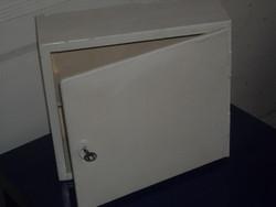 Gyógyszer-pipere fali szekrény
