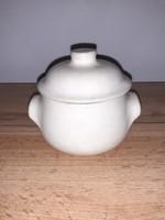 #111, vintage kerámia tál csésze