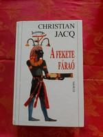 Christian Jacq : A fekete fáraó