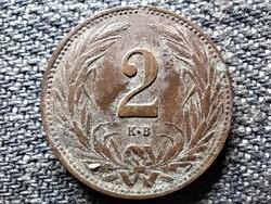 Osztrák-Magyar 2 fillér 1910 KB (id43140)