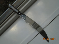Antik angol FIRTH BREARLEY STAFFORDSHIRE rozsdamentes kés