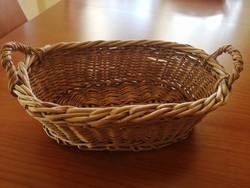 Vessző kosár- kézműves- húsvét
