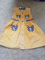 Kislány ruha 4-5 évesnek