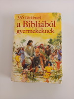 Retro gyermekköny_Mary Batchelor/Pásztor Péter_365 történet a Bibliából gyermekeknek_1989