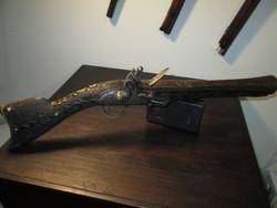 Indoperzsa trombon pisztoly (puska)