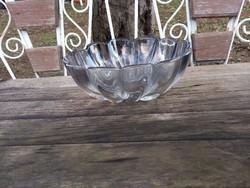 Retro üveg tál