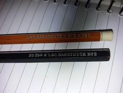 2db  L&C.Hardtmuth Fatestű Töltőceruza