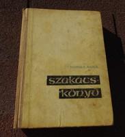 Szakácskönyv / Mindentudó szakácskönyv