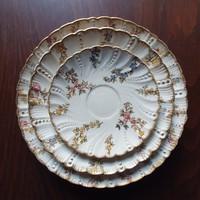 Sarreguemines tányérok pótlásnak