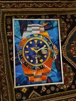 Rolex óra kép/plakát/nyomat