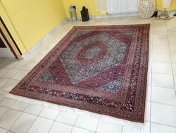 Indo bidjar 200x255 kézi csomózású gyapjú perzsa szőnyeg MM_613