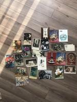 BÚÉK régi újévi képeslapok üdvözlőlapok