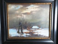 ZELLER MIHÁLY 1859 - 1915- Tél-