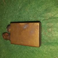 Antik mini réz öngyújtó