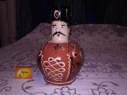 Régi kerámia Miska kancsó - 23 cm