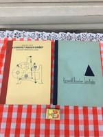 2 darab könyv - A kinaizált Roscher Szövőgép - Kaposvári László