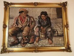 Ungvári gyerekek