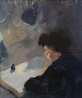 Gordon György (1924 -   ) Lámpafénynél