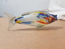 Szép régi üveghal