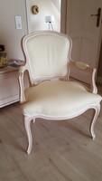 Neobarokk karfás szék