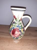 #117, Vintage váza 15cm magas