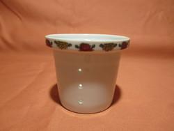 Porcelán teaszűrő bögrébe