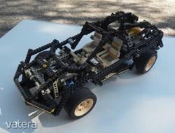 LEGO Technic Szuper autó 8880, doboz, leírás nélkül, Ritkaság
