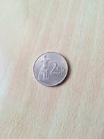 Szlovákia  2 Koruna 1995