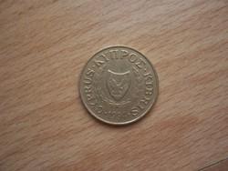 Ciprus 5 Cents 1994