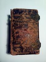 Ritka csemege! La Divina Commedia - Allighieri DANTE - antik könyv 1921