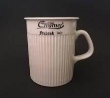 Cappuccino creamer frabosk italy big faience mug