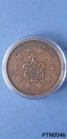 2021. évi Szent István király színesfém emlékérme BU UNC