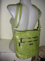 Új táska lime zöld