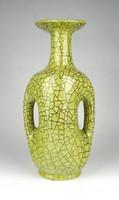 1D241 Gorka Géza kerámia váza 25 cm