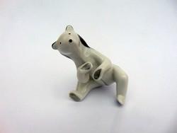 Drasche porcelán art deco jegesmedve