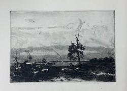 Csergezán Pál: Debreceni páncélos csata