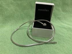 Eredeti Pandora 45 cm ezüst nyaklánc ! Még garanciás !