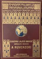 Savoyai Lajos Amádé Abruzzói herceg: A Ruvenzori
