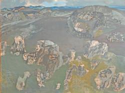Patay László festménye