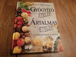 Gyógyító ételek-ártalmas ételek , könyv