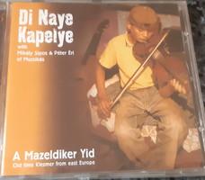 DI NAYE KAPELYE   - A MAZELDIKER YID  -  KLEZMER CD  -  JUDAIKA