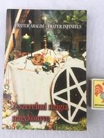 Frater Aralim - A szerelmi mágia nagykönyve - Hermit Könyvkiadó könyv