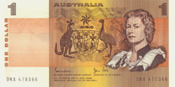 Ausztrália 1 Dollár 1983 UNC